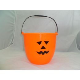 144 Units of Halloween Pail - Halloween & Thanksgiving