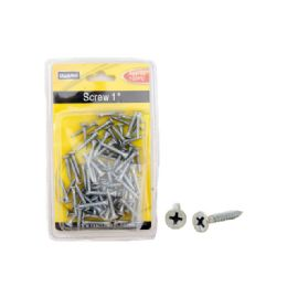 """96 Units of Screw 1"""" 100pc Packing 1/pc - Drills and Bits"""