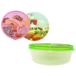 "48 Units of Food Cont 11.8""*11.4"" Dia - Food Storage Containers"