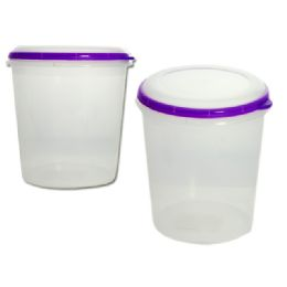 48 Units of Round Storage Container - Food Storage Containers