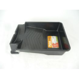 72 Units of Black Paint Tray - Paint and Supplies