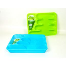 "72 Units of Cutlery Tray 13""X9.8""X1.8"" - Kitchen Cutlery"