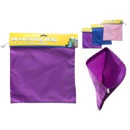 144 Units of Draw String Bag - Draw String & Sling Packs