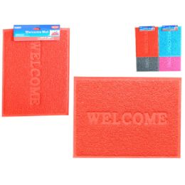 48 Units of Welcome Mat - Mats