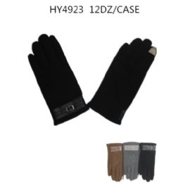 36 Units of Men Touch Screen Gloves - Conductive Texting Gloves