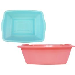 """96 Units of Dishpan Rect 11.25x13.5x5"""" - Frying Pans and Baking Pans"""