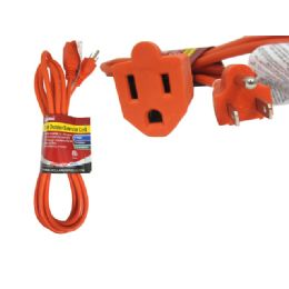 48 Units of 8 Feet Outdoor Extention Cord - Chargers & Adapters