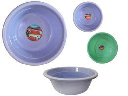 24 Units of Plastic Basin - Plastic Bowls and Plates
