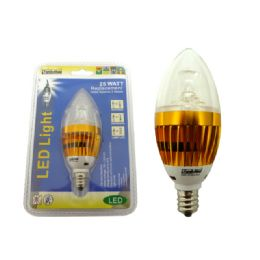 96 Units of Led Light 3watts Silver - Lightbulbs