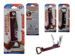 96 Units of Bottle Opener And Cork Screw - Kitchen Gadgets & Tools