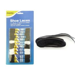 96 Units of Shoe Lace 12pair - Footwear Accessories