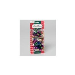144 Units of 30 Count Mini Christmas Ornaments - Christmas Ornament