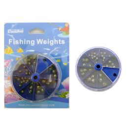 144 Units of Fishing Weight - Fishing Items