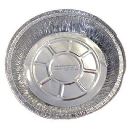 500 Units of 9 Inch Aluminum Round - Aluminum Pans