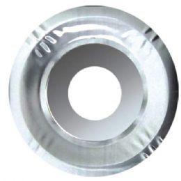 500 Units of Aluminum Burner Cover Round - Aluminum Pans