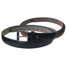 72 Units of Kids Belts Black & Brown Only - Kid Belts