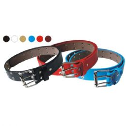 72 Units of Belt Kids 2 Holes - Kid Belts