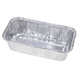 1000 Units of Aluminum Loaf Pan 1LB - Kitchen Trays