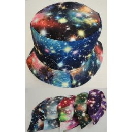 24 Units of Bucket Hat [Galaxy] - Bucket Hats