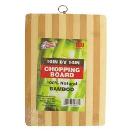 24 Units of Bamboo Chopping Board 10in by 14in - Cutting Boards