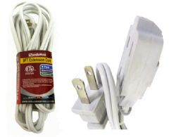 144 Units of 9 Foot Extension Cord - Electrical