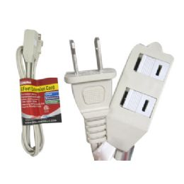 144 Units of Etl Ul Std. Extension Cord 6ft - Chargers & Adapters