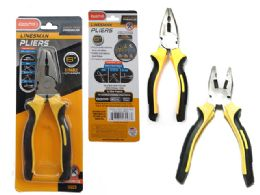 "72 Units of 6"" Linesman Pliers - Pliers"