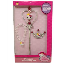 24 Units of Hello Kitty Wand Set in Gift Box - Jewelry Cords