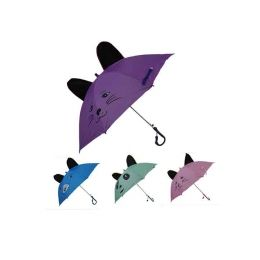 48 Units of Kids Umbrellas in Assorted Colors - Umbrellas & Rain Gear
