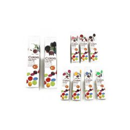 96 Units of Ear Bud Headphones in 8 Assorted Colors - Headphones and Earbuds
