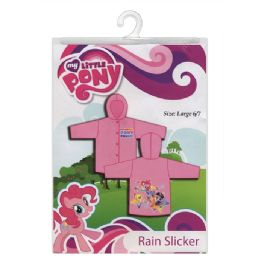 24 Units of My Little Pony Rain Slicker - Kids Vest
