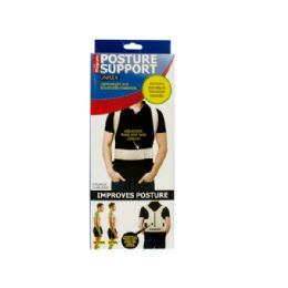 54 Units of Magnetic Unisex Posture Support Brace - Personal Care Items