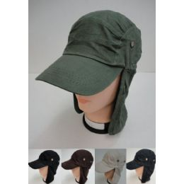 24 Units of Legionnaires Hat [Solid Color] - Sun Hats