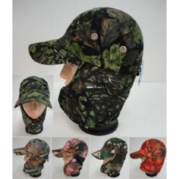 12 Units of Legionnaires Hat [Hardwood Camo] - Sun Hats