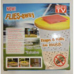48 Units of Flies-away - GARDEN CLEANUP AIDES