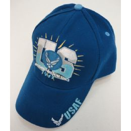 24 Units of LICENSED US Air Force Hat [Basic Training]
