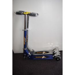 6 Units of 3 Wheels Scooter With Back Break - Summer Toys