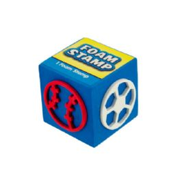 144 Units of Fun Foam Stamps - Foam & Felt