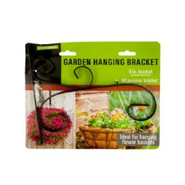 36 Units of Decorative Metal Garden Hanging Bracket - Hooks