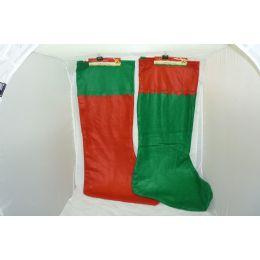 """72 Units of 35"""" Xmas Stocking - Christmas Stocking"""