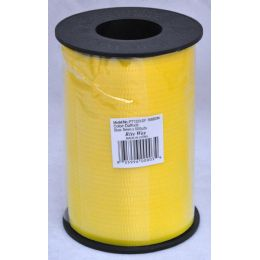 48 Units of 5mm X 500yds Ribbon - Daffodil - Bows & Ribbons