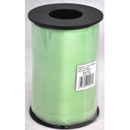 48 Units of 5mm X 500yds Ribbon - Lite gn - Bows & Ribbons