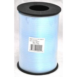 48 Units of 5mm X 500yds Ribbon - P Blue - Bows & Ribbons