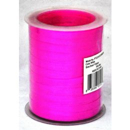 96 Units of 300ft Ribbon - Fuchsia - Bows & Ribbons