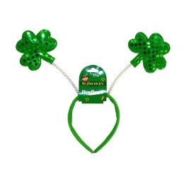 96 Units of St. Patricks Headband - St. Patricks