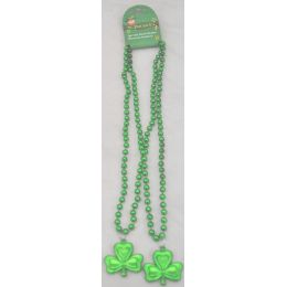 "144 Units of 2pk 14"" St. Patricks Necklace - St. Patricks"