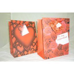 144 Units of Valentine's Bag - XL - Valentines