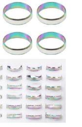 288 Units of Stainless Steel Rings - Rings