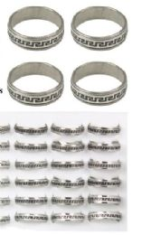 216 Units of Stainless Steel Rings - Rings