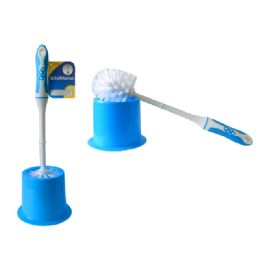96 Units of Toilet Brush W/Rubber Handle - Toilet Brush
